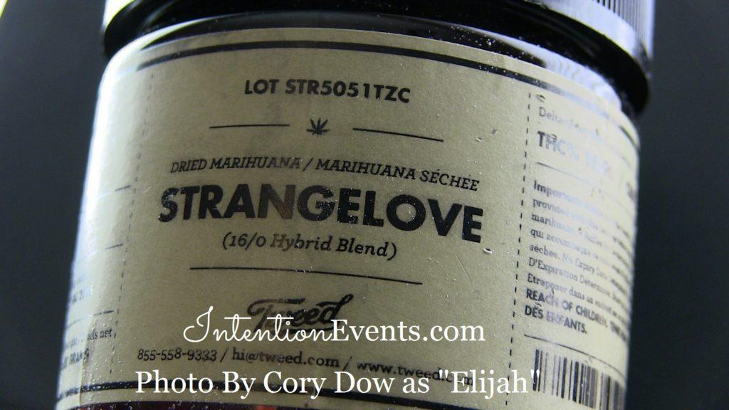 Strangelove By Tweed