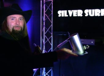 Silver Surfer Vaporizer
